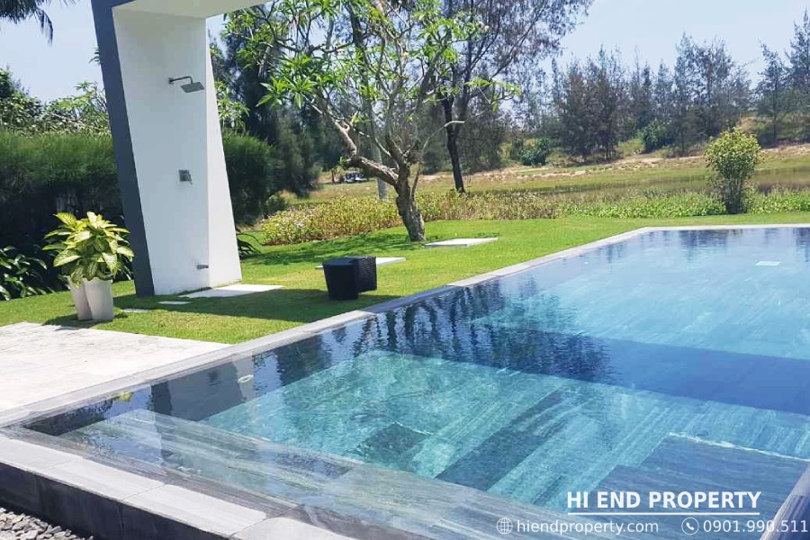 Biệt thự The Dune Residences. The dune villa đà nẵng, villa da nang for sell, the dune villa sell