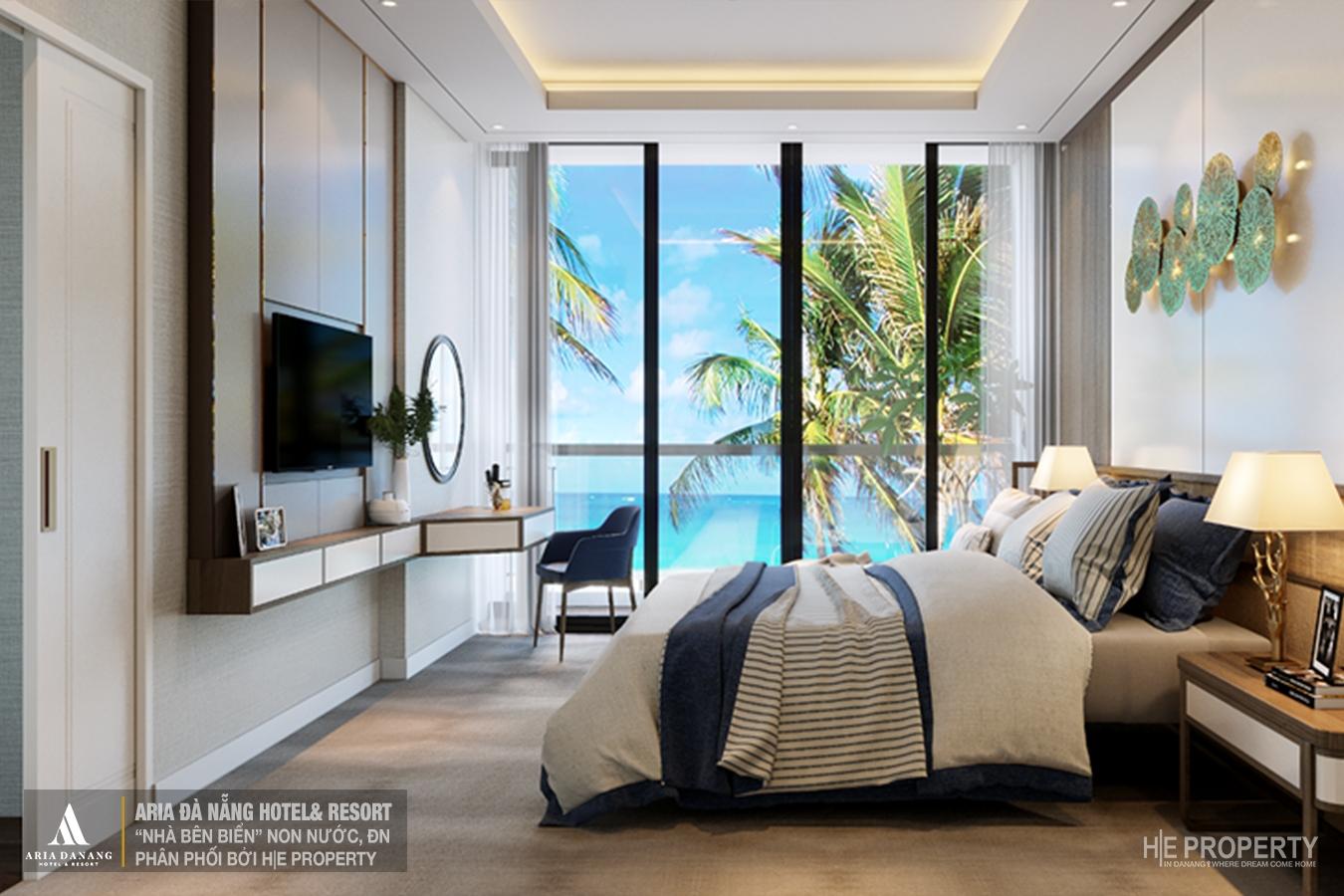 ban can ho view bien da nang, bán căn hộ view biển đà nẵng, bán căn hộ biển đà nẵng, aria đà nẵng hotel & resort