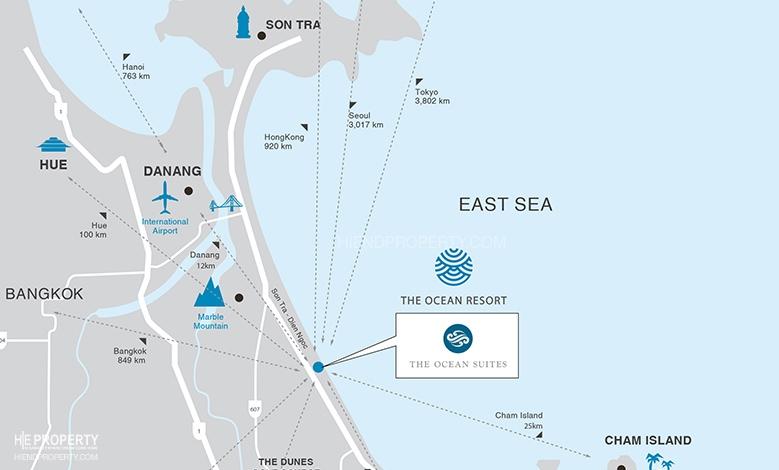 The Ocean Suites Da Nang