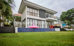 Ocean Villa Da Nang For Rent with 5 Bedroom