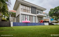 5 Bedroom Ocean Pool Villa Da Nang For Rent